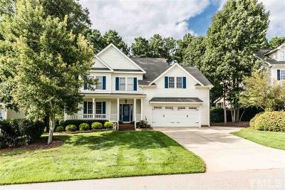 Wake County Single Family Home For Sale: 7264 Bedford Ridge Drive