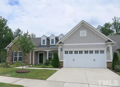 Durham Single Family Home Contingent: 1308 Horne Creek Drive