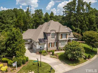 Raleigh Single Family Home For Sale: 3903 Laurel Manor Court