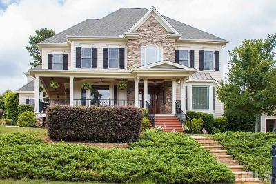 Wakefield Single Family Home For Sale: 3001 Herdsman Way