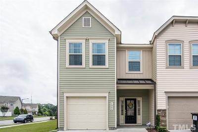 Rolesville Townhouse Contingent: 1044 Grand Ridge Drive