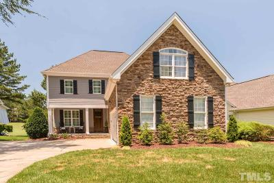 Wake Forest Single Family Home Pending: 1441 Heritage Links Drive