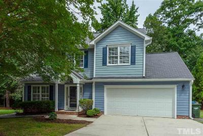 Crooked Creek, Crooked Creek At Meadowview Single Family Home Contingent: 14 Brevard Court