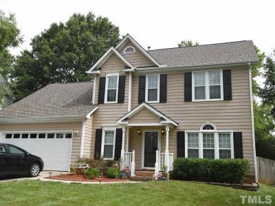 Cary Single Family Home Pending: 232 Amberglow Place