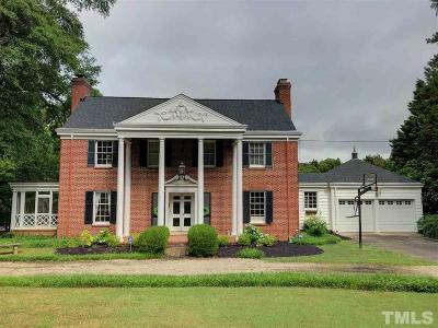 Raleigh Single Family Home For Sale: 2840 Exeter Circle