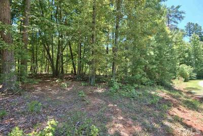 Orange County Residential Lots & Land For Sale: Lot 6 Ten Oaks Drive