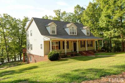 Clarksville VA Single Family Home For Sale: $539,000