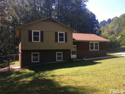 Durham Single Family Home For Sale: 1229 Bramble Drive