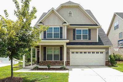 Holly Springs Single Family Home For Sale: 313 Forest Haven Drive