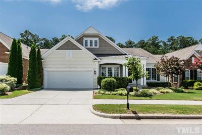 Cary Single Family Home Contingent: 237 Beckingham Loop