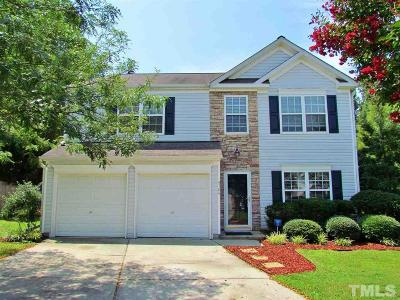 Raleigh Single Family Home For Sale: 4704 Patch Place Place