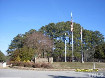 Louisburg Residential Lots & Land For Sale: 143 Shaman Drive