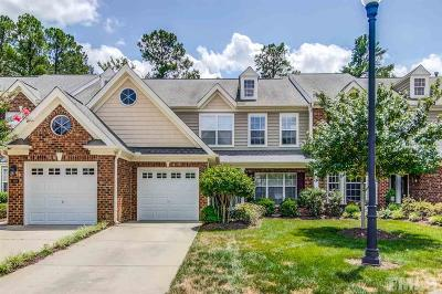 Raleigh Townhouse For Sale: 11239 Maplecroft Court
