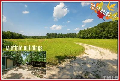 Cumberland County Residential Lots & Land For Sale: 7389 Lane Road