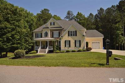 Wake Forest Single Family Home For Sale: 1016 Northlake Court