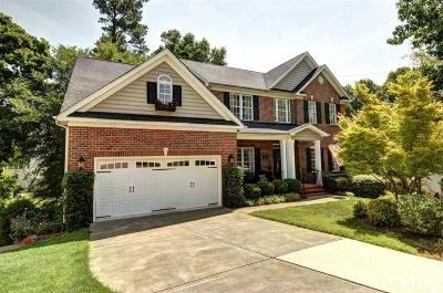 Wakefield Single Family Home For Sale: 2917 Mountain Ash Court