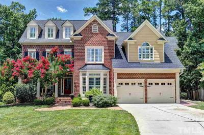 Cary Single Family Home Contingent: 111 Finnway Lane