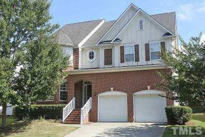 Morrisville Single Family Home For Sale: 316 Malvern Hill Lane