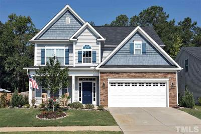 Fuquay Varina Single Family Home For Sale: 520 Lone Pine Loop