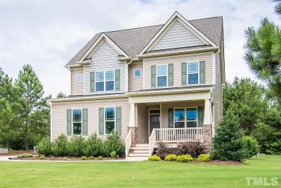 Youngsville Single Family Home Pending: 165 Muirfield Drive