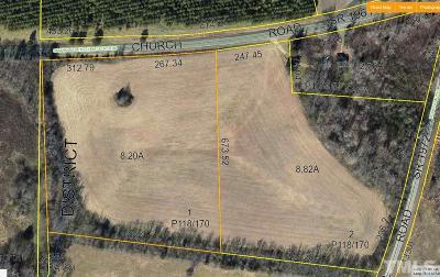 Orange County Residential Lots & Land For Sale: 36xx Saxapahaw Bethlehem Church Road
