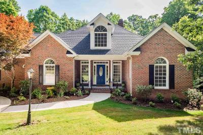 Single Family Home For Sale: 5501 Spring Bluffs Lane