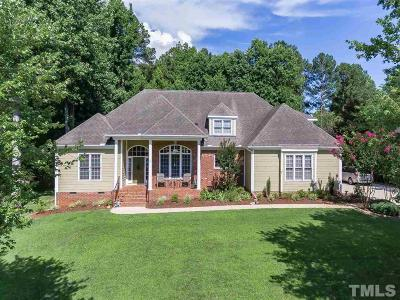 Wake Forest Single Family Home For Sale: 7204 Pantonbury Place