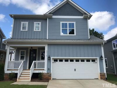 Raleigh Single Family Home For Sale: 5016 Centerbud Place