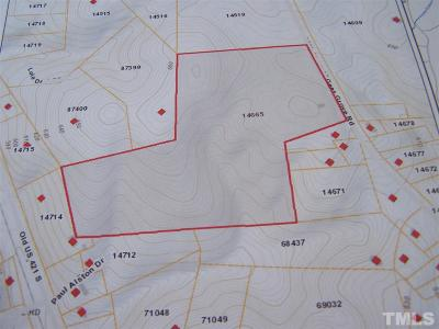 Chatham County Residential Lots & Land For Sale: Gees Grove Road