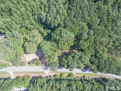 Wake County Residential Lots & Land For Sale: 12332 Old Creedmoor Road