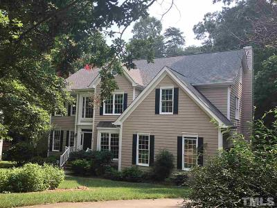 Chapel Hill Single Family Home For Sale: 113 Garden Gate Drive