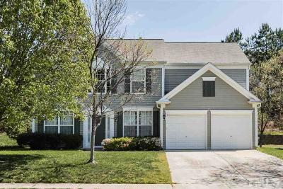 Cary Rental For Rent: 515 Sherwood Forest Place
