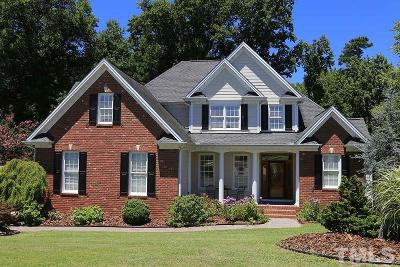 Fuquay Varina Single Family Home For Sale: 6617 Cross Meadow Court