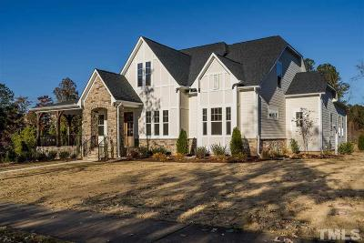 Holly Springs Single Family Home For Sale: 912 Green Oaks Parkway