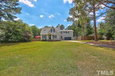 Garner Single Family Home For Sale: 216 Lynnfield Lane
