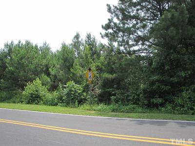 Creedmoor Residential Lots & Land For Sale: 1586 Pope Road