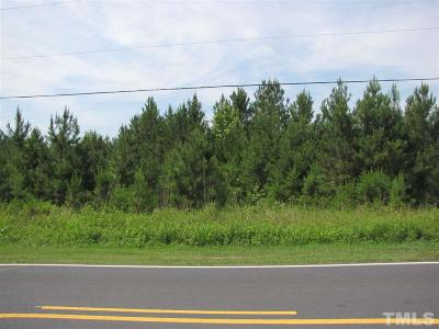 Creedmoor Residential Lots & Land For Sale: 2596 Horseshoe Road