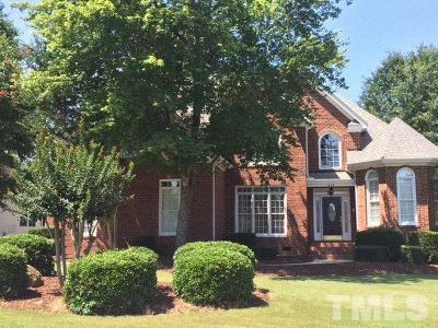 Glen Laurel Single Family Home For Sale: 848 Parkridge Drive