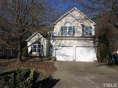 Durham Rental For Rent: 613 Branchview Drive