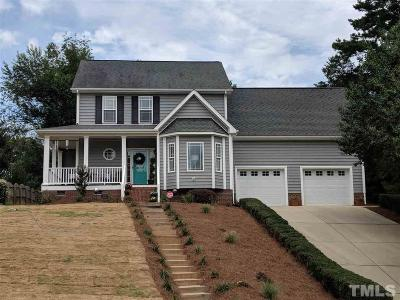 Wake Forest Single Family Home For Sale: 625 Moultonboro Avenue