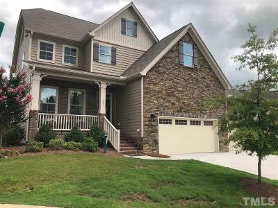 Durham County Single Family Home For Sale: 103 Mesquite Drive