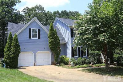 Cary Single Family Home For Sale: 121 Old Rockhampton Lane