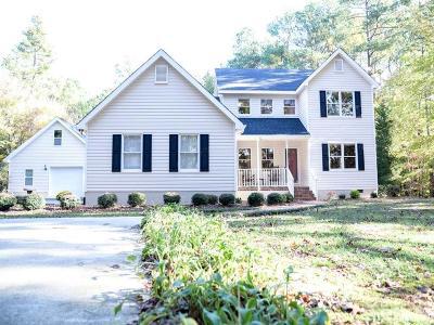 Sanford Single Family Home For Sale: 345 Doe Run Drive
