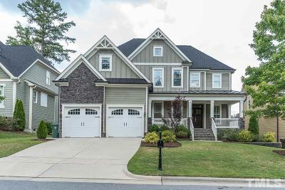 Cary Single Family Home For Sale: 104 Woodland Ridge Court