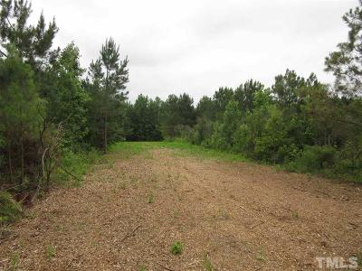 Johnston County Residential Lots & Land For Sale: 23.75 Acres Nc 222 Highway
