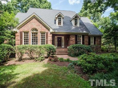 Raleigh Single Family Home For Sale: 4304 John H Rencher Wynd