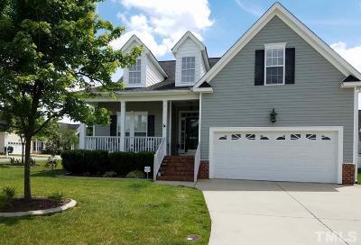Zebulon Single Family Home For Sale: 4001 Freesia Court