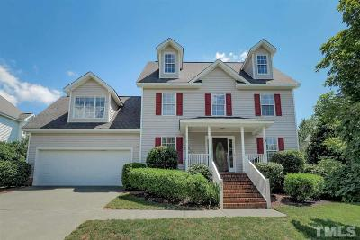 Wake Forest Single Family Home For Sale: 620 Lakeview Avenue
