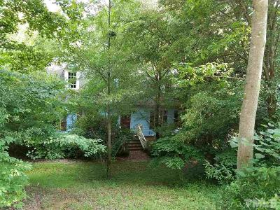 Cary Single Family Home Pending: 110 Joel Court