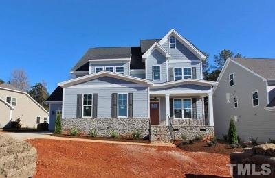 Holly Springs Single Family Home For Sale: 225 Logans Manor Drive